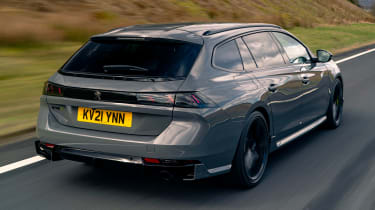 Peugeot 508 Sport Engineered - rear