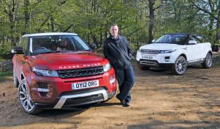 Range Rover Evoque header