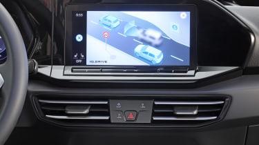 2020 Volkswagen Caddy - infotainment