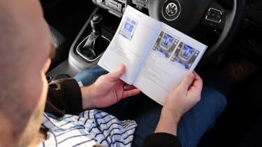 VW Jetta manual