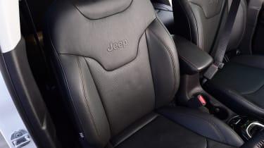 Jeep Compass - seats