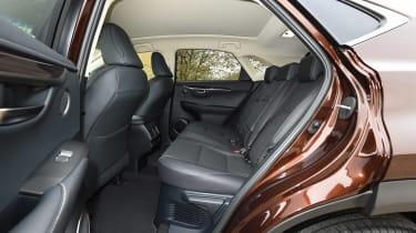 Lexus NX 300h - rear lights