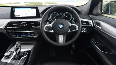 Used BMW 6 Series GT - dash