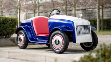 Rolls-Royce SRH - front quarter