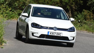 Long-term test - VW e-golf - front corner