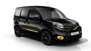 Renault Formula Edition Vans - Kangoo front