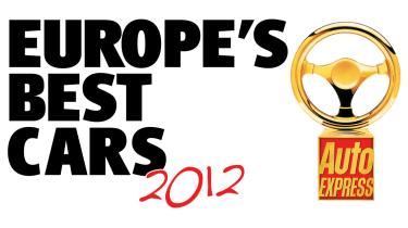 Europe's best cars 2012