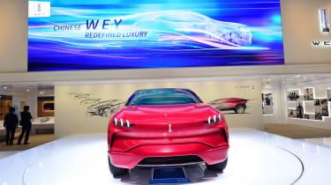 Wey XEV - Frankfurt full front static