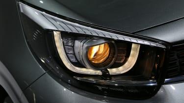 Kia Picanto GT Line 2017 - grey headlight