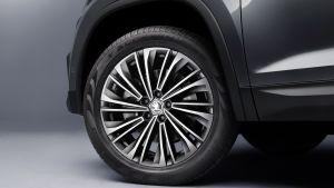 Skoda Kodiaq facelift - wheel