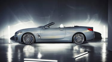 BMW 8 Series Convertible - side
