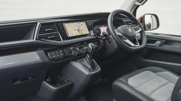 Volkswagen Caravelle - cabin