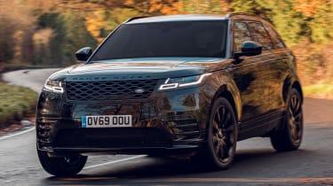 Range Rover Velar R-Dynamic Black - front