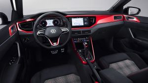 Volkswagen Polo GTI - cabin