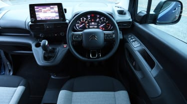 citroen berlingo xl interior