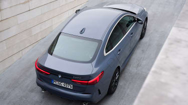 BMW 2 Series Gran Coupe - rear above