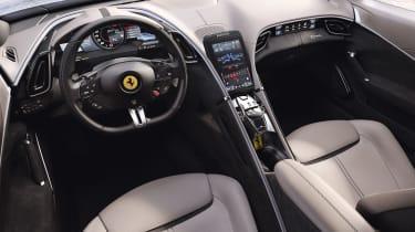 Ferrari Roma - dash