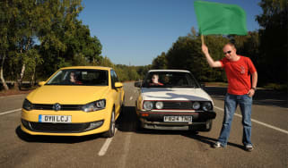 Volkswagen Polo header
