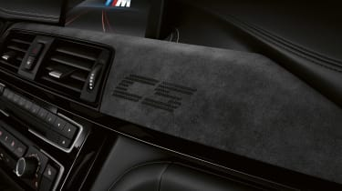 BMW M3 CS - dash