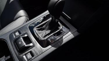 Used Subaru Outback - transmission