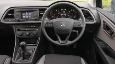 SEAT Leon SC 1.8 TSi FR interior
