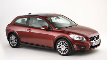 Used Volvo C30 - front