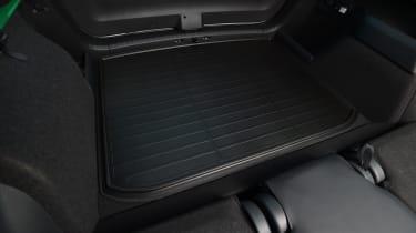 Skoda Karoq - rubber mat