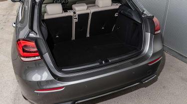 Mercedes A-Class - boot