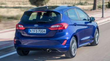 Ford Fiesta ST-Line - rear