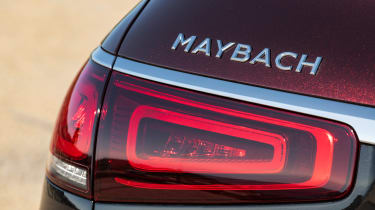 Mercedes-Maybach GLS - Maybach badge