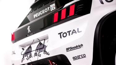 Peugeot 3008 DKR -