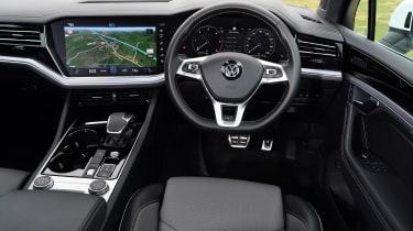 Volkswagen Touareg - dash