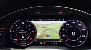 Audi Q7 - Virtual Cockpit