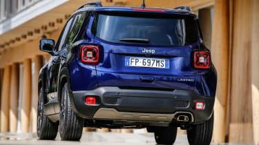 Jeep Renegade - rear