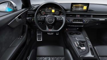 Audi S5 Coupe - dash