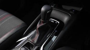 Toyota Corolla GR Sport - transmission