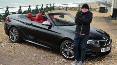 BMW M240i long term first report - header