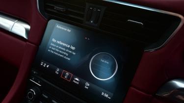 Porsche 911 Carrera S - infotainment screen