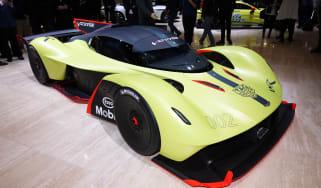 Aston Martin Valkyrie ARM Pro - Geneva front