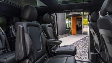 Mercedes EQV - seats