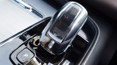 Volvo XC90 - transmission