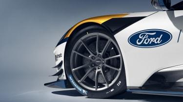 Ford GT Mk II - wheel