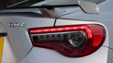 Subaru BRZ - rear detail