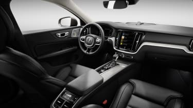 Volvo V60 - cabin