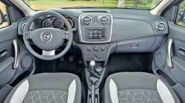 Dacia Sandero Stepway interior