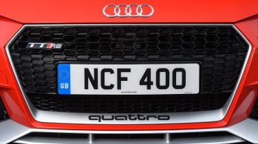 Audi TT RS 2016 - grille