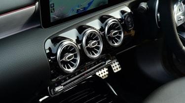 mercedes-amg a35 interior