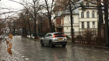 Mitsubishi Eclipse Cross long termer - rear Poland