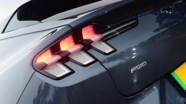 Ford Mustang Mach-E Extended Range AWD - rear light