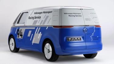 Volkswagen I.D. Buzz Cargo - rear
